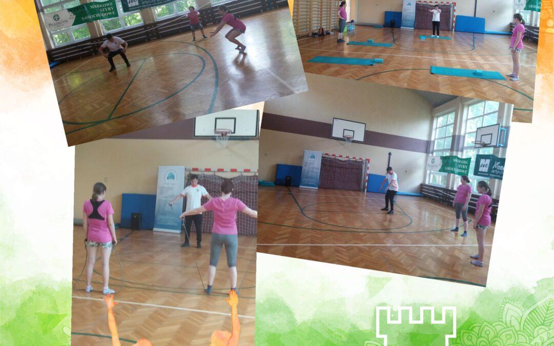 Sportowa środa z DOSL Mirów