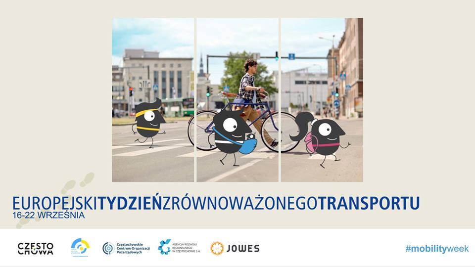 Europejski Tydzień Zrównoważonego Transportu 2019