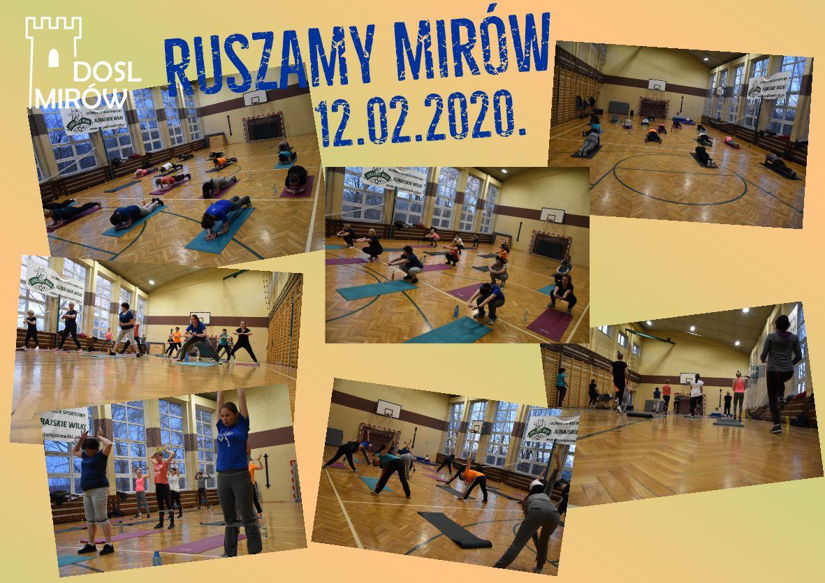 Ruszamy Mirów 12 luty 1