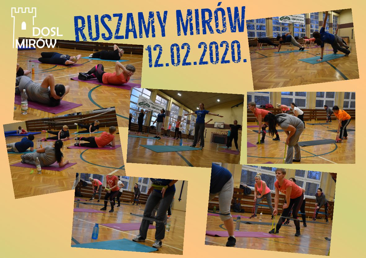 Ruszamy Mirów 12 luty 2