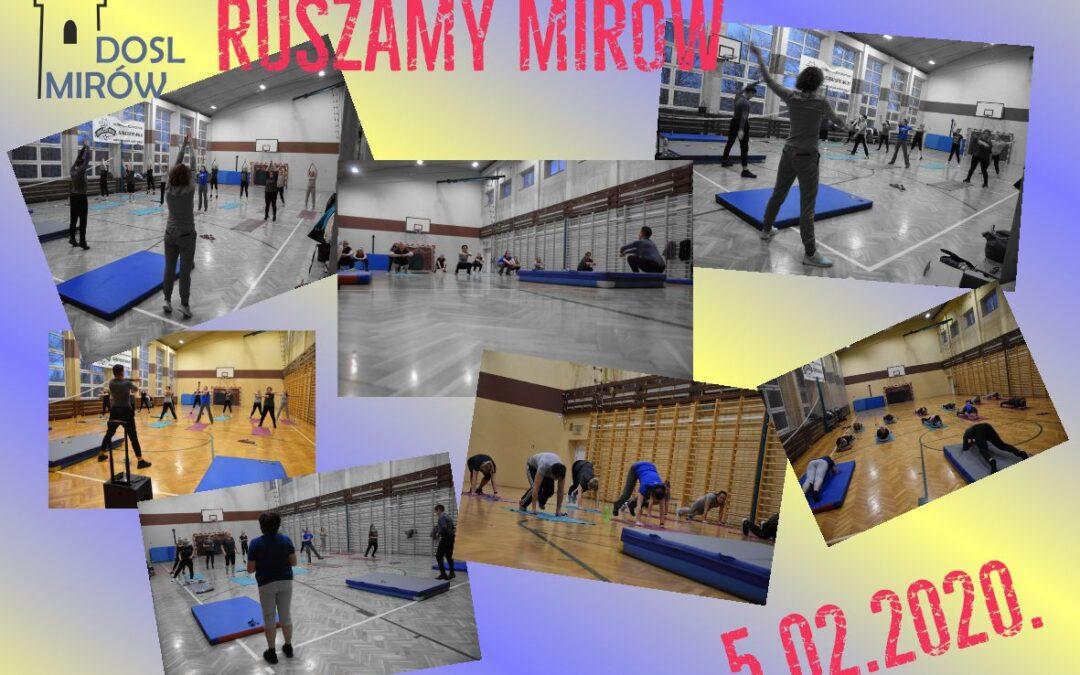 Ruszamy Mirów 5 luty 2020