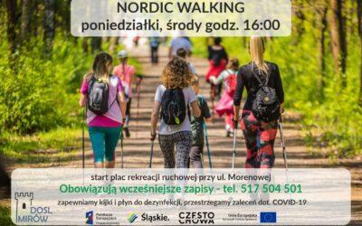 Nordic Walking na Mirowie dwa razy w tygodniu